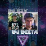 TwitterMix vol.01 mixed by Delta & K3V