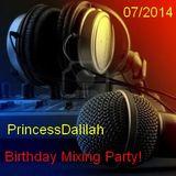 Birthday Mixing Party!