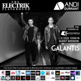 Electrik Playground 12/3/16 inc. Galantis Guest Session