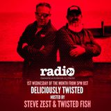 Deliciously Twisted With Steve Zest & Twisted Fish - EP2