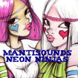 mantisounds - neon ninjas