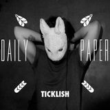 TICKLISH X Daily Paper