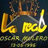 Oscar Mulero - Live @ La Real, Gijon (13.05.1995)