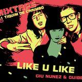 01 Tiquim de Carimbó / Like U Like na INMWT de Fevereiro
