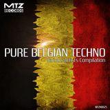 Rodrigo Ferran - Pure Belgian Techno Megamix (21-07-2018)