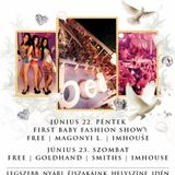 Dj Free & Magonyi L & Imhouse - Live @ Bed Beach Budapest First Baby Fashion Show 2012.06.22.