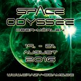 Dj BuzZ @ Space Odyssee 2016