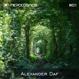 Alexander Daf - Microcosmos Chillout & Ambient Podcast 001