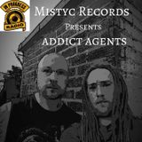 Mistyc Records Presents ALLAN BURKE -ADDICT AGENTS MIX-INPROGRESS RADIO