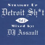 Straight Up Detroit Vol. 1