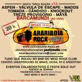 # 56 Arariboia Rock News - 04.08.2015 - Entrevista com Barcamundi