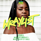Inspired by Jamaica Pt 1 – Mixed by DJ SKY (211 Girls)