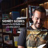Sidney Gomes @ HouseFellas Radio Show 23/05/2017 (Mixset especial: Re-edits)