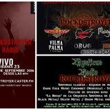 RockDestroyer & Mysticus Radio Capitulo 7