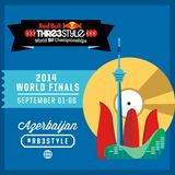 DJ PARADISE - Red Bull Thre3style's Lucky Bastid