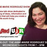 THE ANNE-MARIE RODRIGUEZ SHOW The Importance of Good Mental Health At Work aired 10 Dec 2014