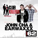 CK Radio - Episode 62 (07-15-13) - John Cha & Earwaxxx