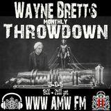 The Throwdown with Wayne Brett on AMW 29-10-15