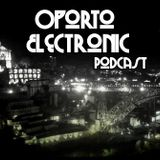 Oporto Electronic Podcast #4 Pedro Motta