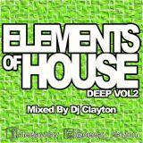 Elements of House Vol2 deep