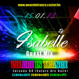 Guestmix for We Are in Trance 054  (Host Dj CaSb)