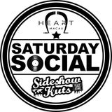 SATURDAY SOCIAL LAUNCH NIGHT LIVE MIX BY GUEST DJ 'MORPHELIUS  @ HEART BAR MACAU 23/01/16