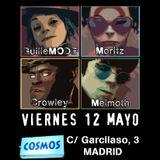 Cosmos Bar Madrid - GuilleMODE - 12/05/2017