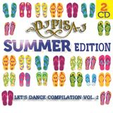 "Dj Pisa-J  ""Let's Dance Compilation Vol. 2"""