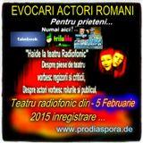 Daca doriti !!!! ? emisiune inregistrata ! de la Radio Prodiaspora... din data de 05-02-2015