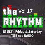 The 90's Radio - The Rhythm #17 (28-02-2015)