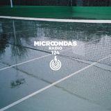 Microondas Radio 124 / Janelle Monáe, George Fitzgerald & Bonobo, The Blaze, DJ Taye, Lone, Simian M