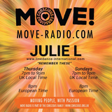 """JULIE L 9TH JULY 2017 """"REMEMBER THESE - DANCE THROUGH THE ALPHABET"""" SHOW 21"""