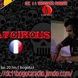 beatCirCus @ DC 11 Bogota Radio Colombia 12.7.