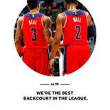 Dom présente BALD DONT LIE, la tendance des matchs NBA. 17MAR13