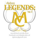 djalxxx Presents... Legends: Mariah Carey