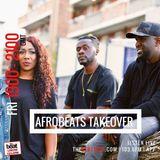 #AfrobeatsTakeover: with @SelectaMaestro @DBoyDayo_ & Stefikoko 23.3.18 9PM - 11PM GMT