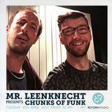 Mr. Leenknecht presents Chunks of Funk 4th April 2017