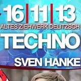 Sven Hanke @ Altes Ziehwerk Delitzsch (16.11.2013)