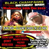 Rudie Rich & Dj Quincy (choice fm) @ BLACK CHAMPAGNE BIRTHDAY BASH DEC 30 2010 - FACE CLUB READING