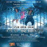 DJ Eclipse & DJ Oz - Live at Old School Tues Halloween 10-31-17