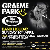 This Is Graeme Park: Viper Rooms Sheffield 16APR17 Live DJ Set