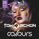 Tom Schön - COLOURS 05-11-2016 Tanzhaus West Frankfurt