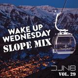 """#wakeupwednesday Vol. 29 """"Slope Mix"""""""