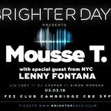 Brighter Days - Lenny Fontana - Vocal Booth Live Set