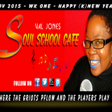 "SOUL SCHOOL CAFE ""EARLY NEW YEAR"" SPECIAL #HARVESTTIME"