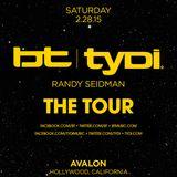 TyDi - Live @ Avalon Hollywood (California) - Feb 2015