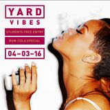 YARD VIBES 04.03.16 - Nuremberg - Club 360Grad pres. by Mangotree Sound