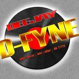 DJ D-FYNE JAMROCK RADIO X BASEL 94.5 FM SHOW 15-10-15
