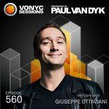 Paul van Dyk's VONYC Sessions 560 - Giuseppe Ottaviani