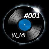 (N_M) #001 Techno Mix - DJ Newmoon (June 19th 2019)